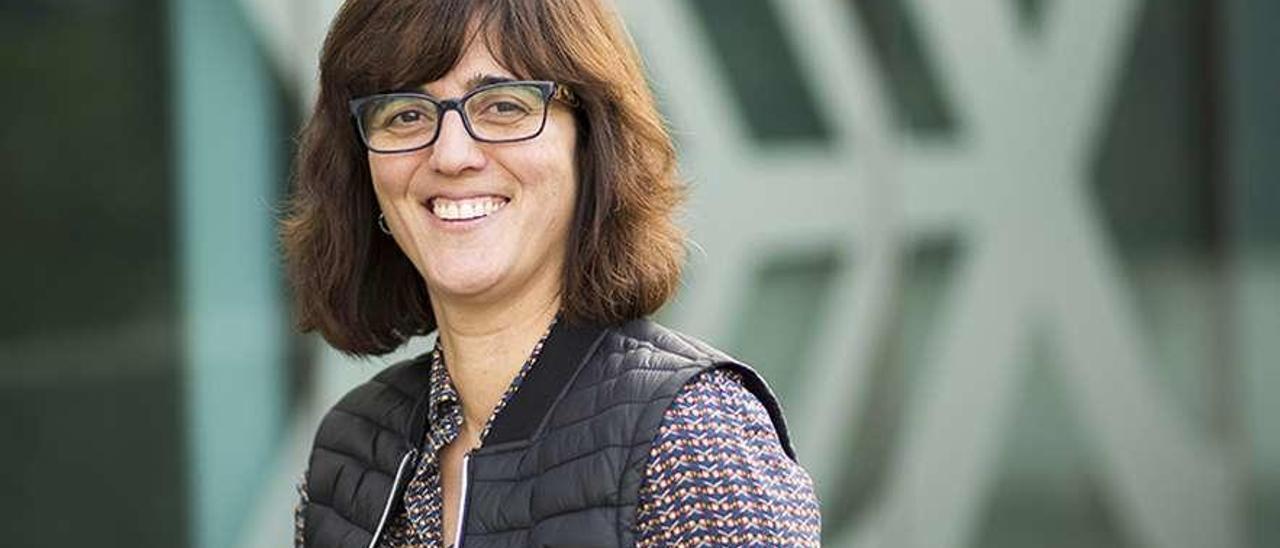 Ana Caño-Delgado.
