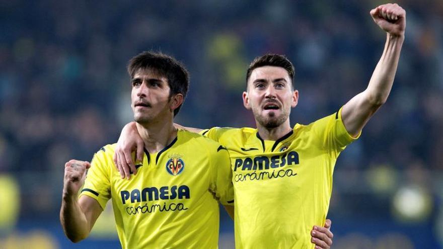 El Villarreal doblega al Levante y mantiene su escalada