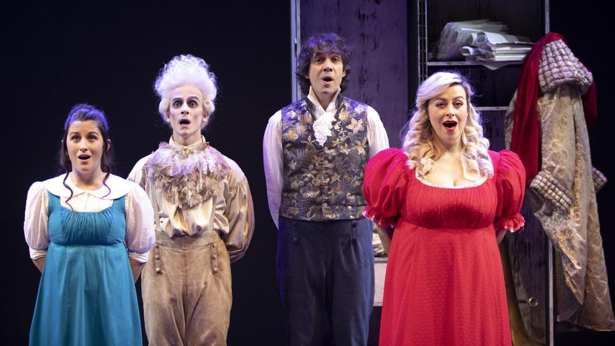 Som Menuts, espectáculos para toda la familia a partir de este domingo en el Teatre Arniches