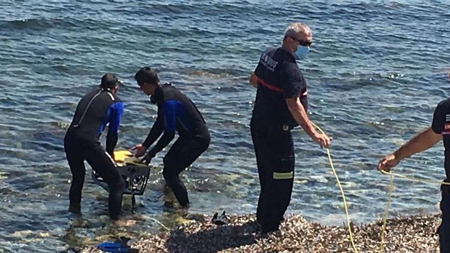 El Ayuntamiento utilizará un dron subacuático para localizar ahogados en zonas de difícil acceso
