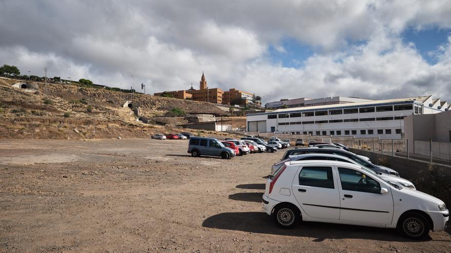 Santa Cruz aprueba el proyecto para mejorar el aparcamiento del tanatorio de Santa Lastenia
