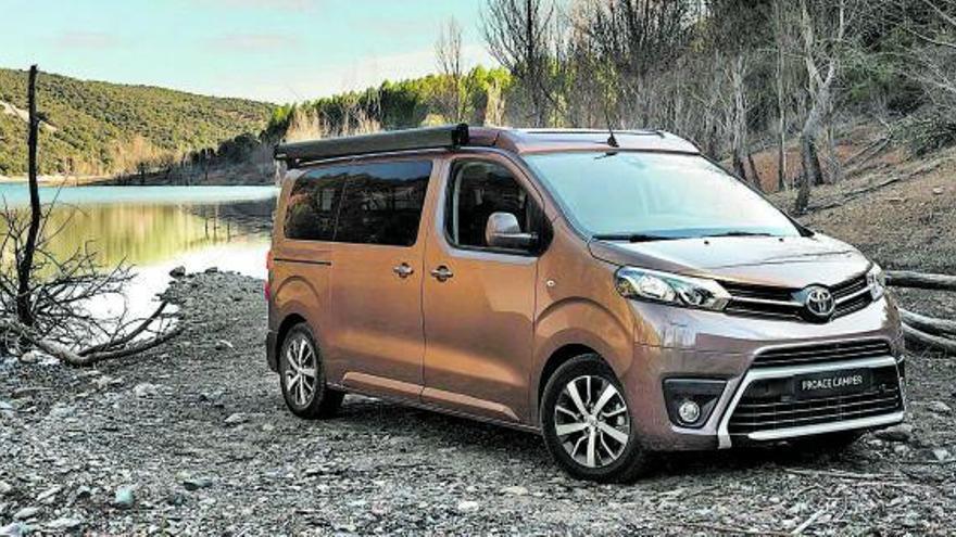 Toyota i Ford se sumen a LA MODA CÀMPER