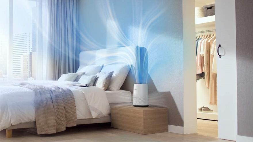Los mejores purificadores de aire para contrarrestar las alergias