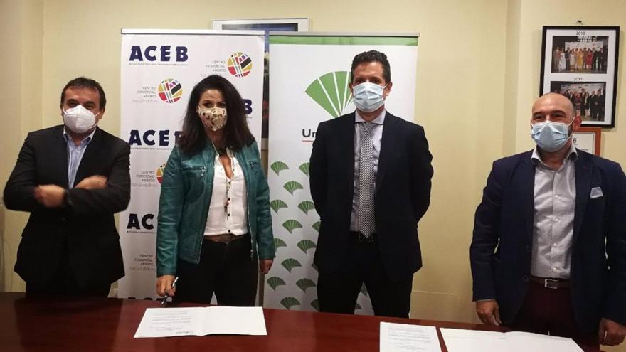 Unicaja Banco firma convenios de colaboración con seis municipios malagueños
