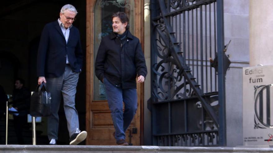 Oriol Pujol demana substituir el seu ingrés a la presó per treballs socials