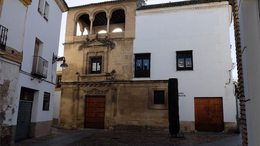 El Ayuntamiento restaura el torreón 'encantado' del Palacio de Orive