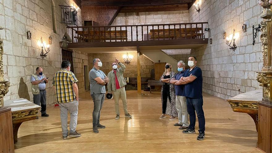 La restauración de la iglesia de Benegiles costará 90.000 euros