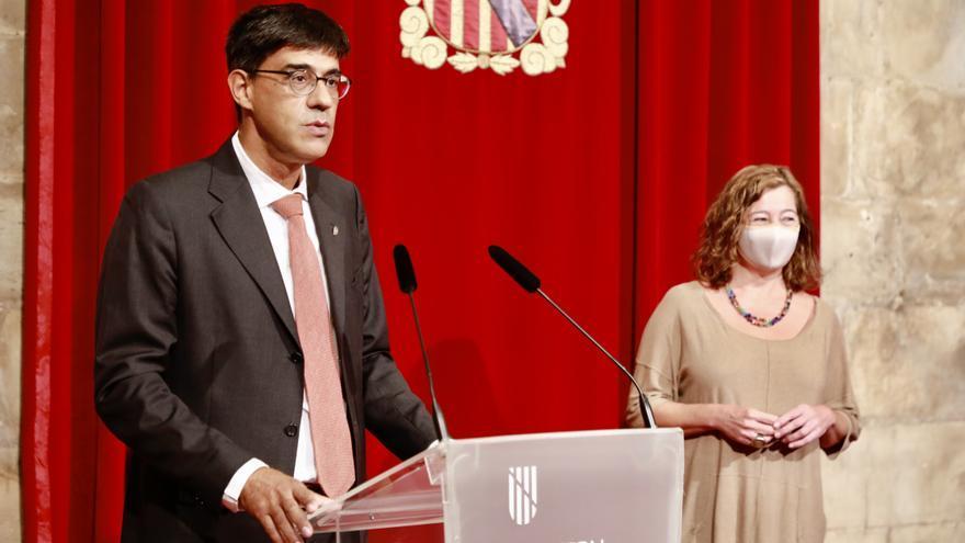 El Síndico pide a Armengol poder realizar un control previo de los fondos europeos