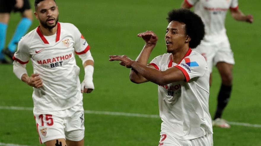 El Sevilla pone al Barcelona contra las cuerdas en la Copa