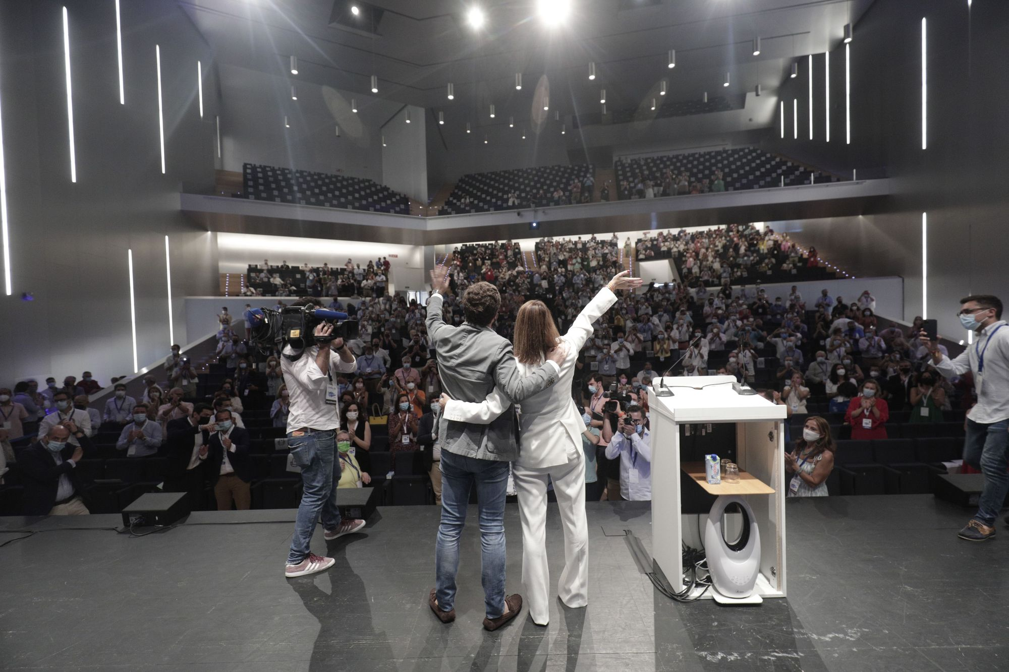 Prohens, elegida presidenta del PP de Baleares