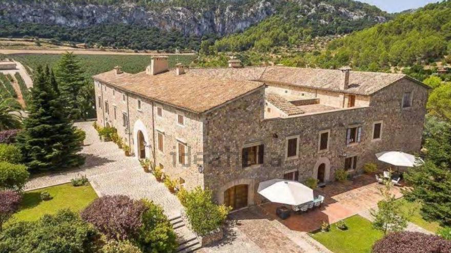 Drei der zehn teuersten Anwesen Spaniens stehen auf Mallorca