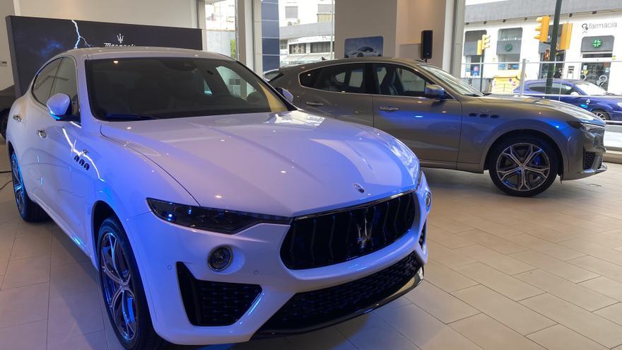 El primer SUV electrificado de Maserati llega a Málaga