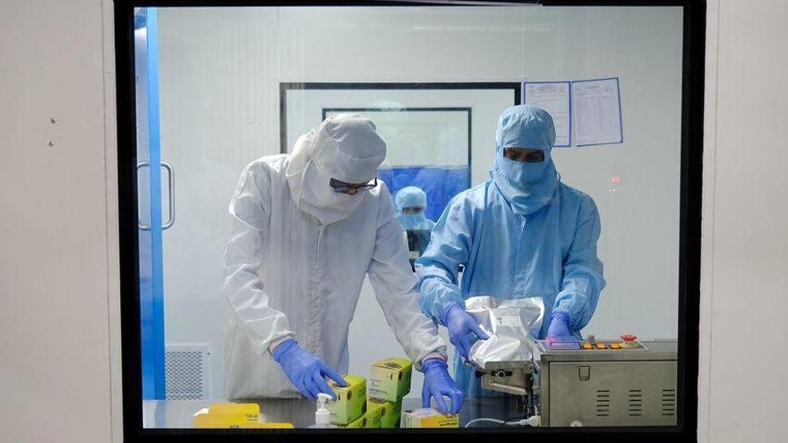 La saliva contiene pistas sobre la mortalidad del coronavirus