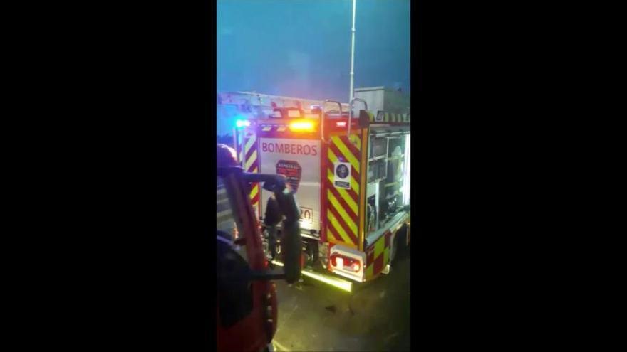 Muere en San Javier al chocar con seis coches cuando circulaba en sentido contrario