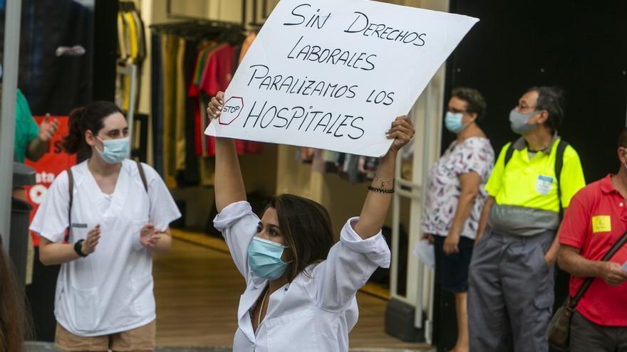 La negociación de los MIR y Sanidad se encalla en la reclamación económica
