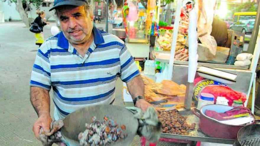 San Telmo inaugura un mercadillo para el verano