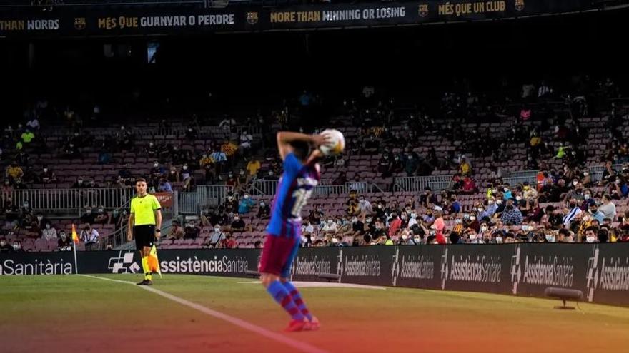 Desplaçament al Camp Nou de la Penya Blaugrana Alt Empordà