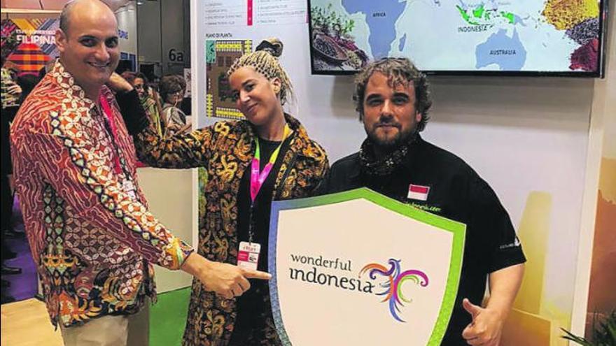 Aislados entre covid  y dengue en Bali