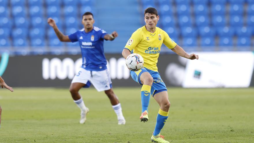 Derrota de la UD ante el Real Oviedo (1-2)