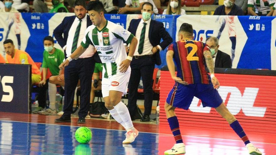 La Federación Española esboza el calendario de la nueva temporada del Córdoba Futsal