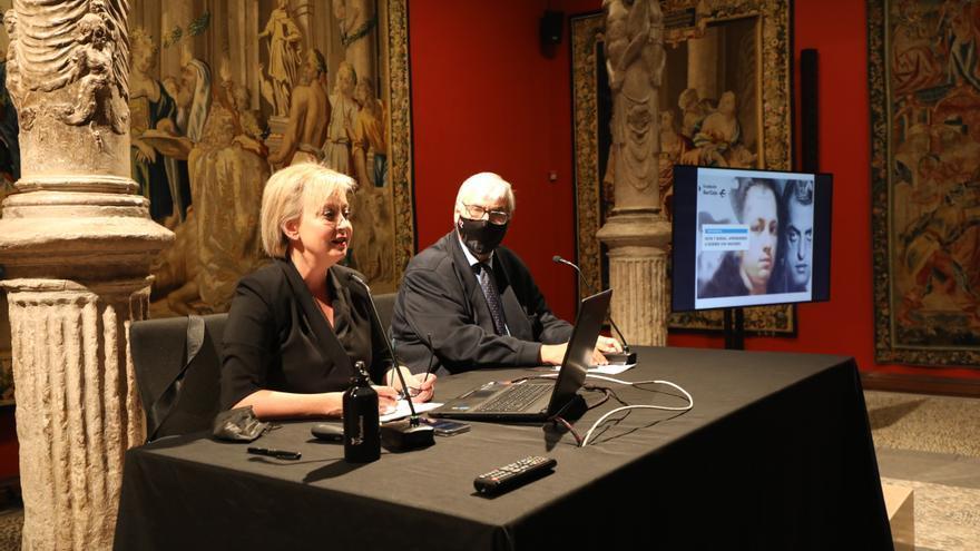 """Amparo Martínez Herranz: """"Buñuel aprendió de Goya a escribir y a soñar con imágenes"""""""
