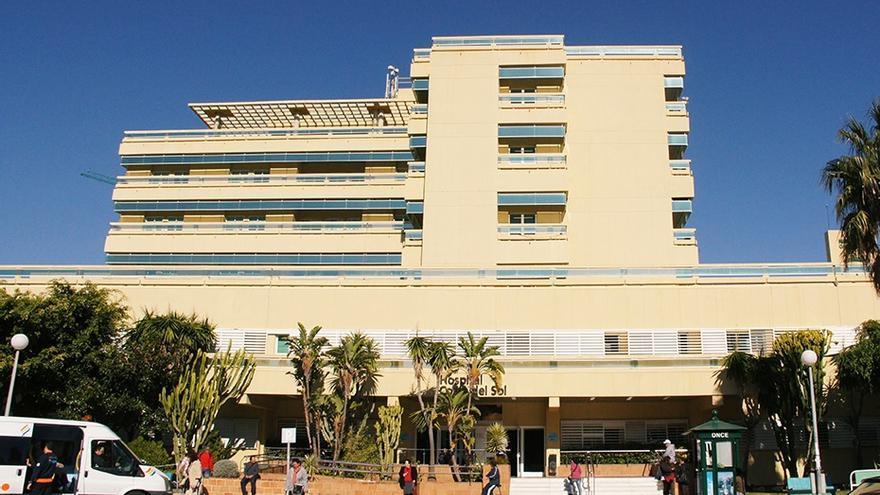 Herido un hombre apuñalado en una casa en Marbella