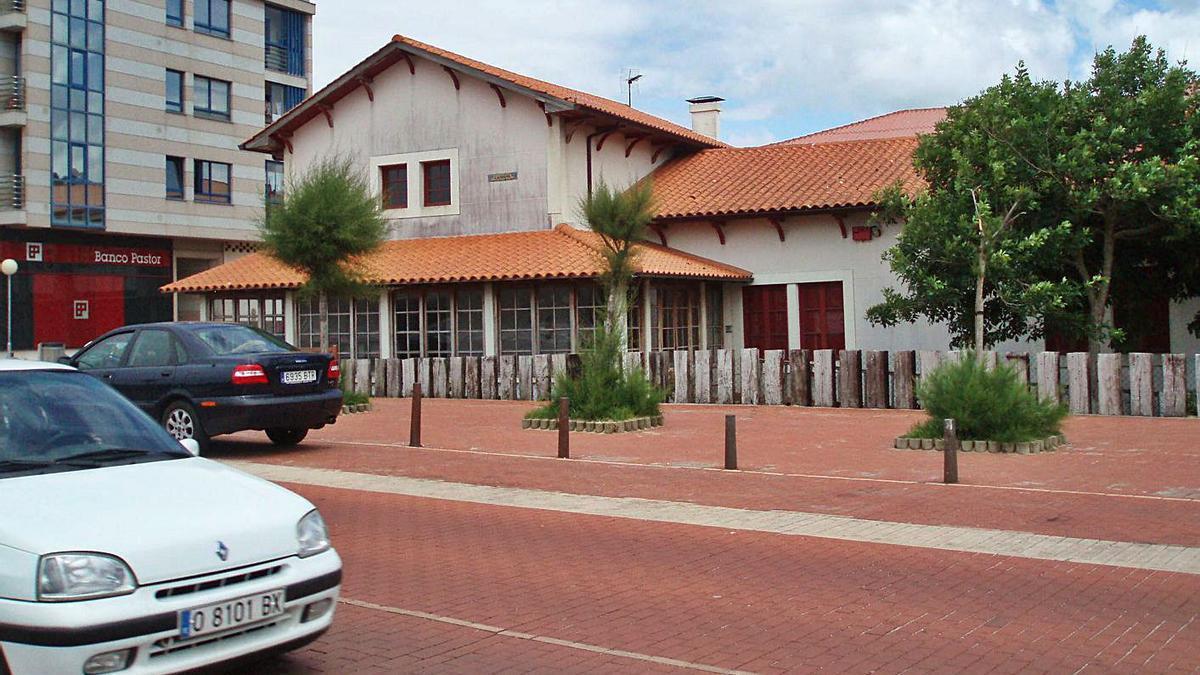 Escuela infantil de A Braña en Mera, integrada en el Consorcio Galego de Benestar. |   // L.O.