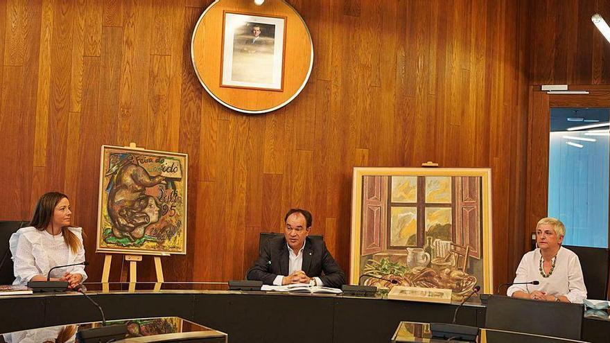 Crespo anuncia un espacio público para Sucasas y una 'miniantológica' por el Cocido