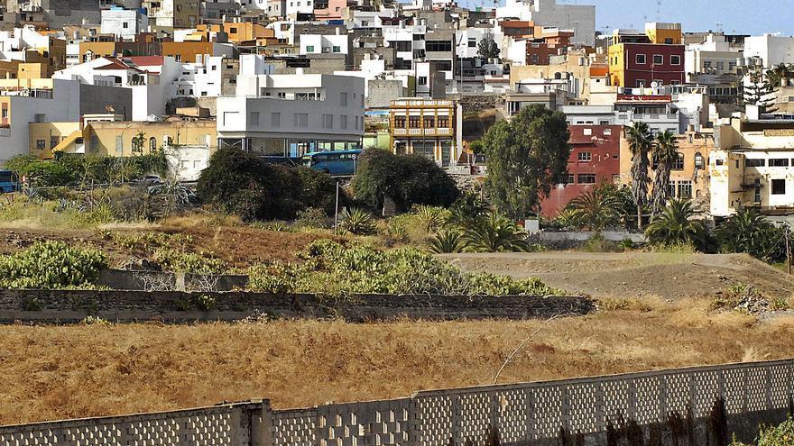 La ciudad busca solares para zonas libres en el casco  de Tamaraceite