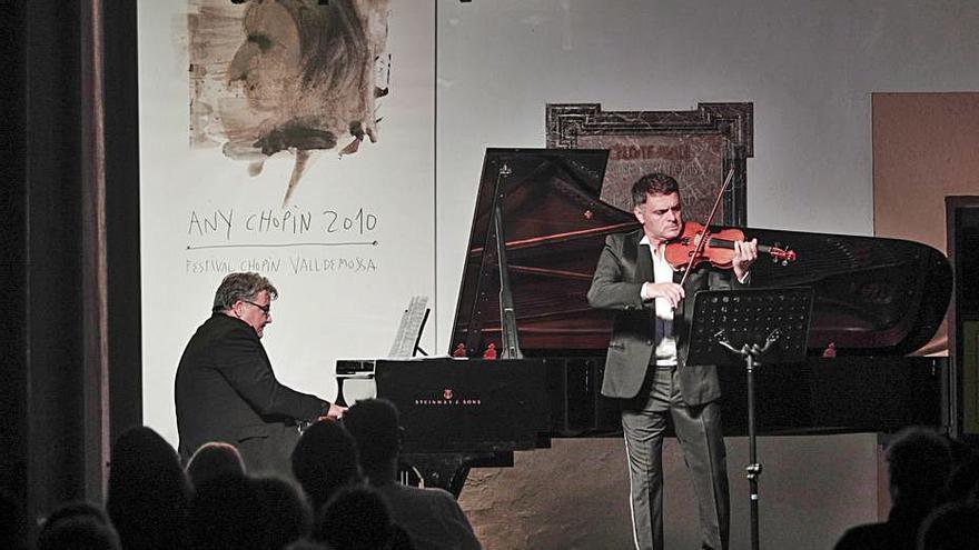 Chopin llena de música la Cartuja con el concertino de la Opera House