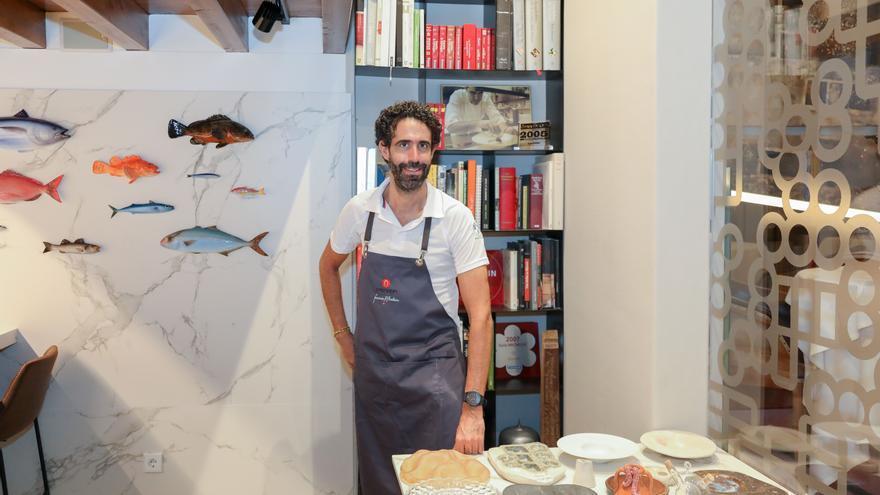 Zwei-Sterne-Koch eröffnet sein neues Restaurant Zaranda in Palma de Mallorca
