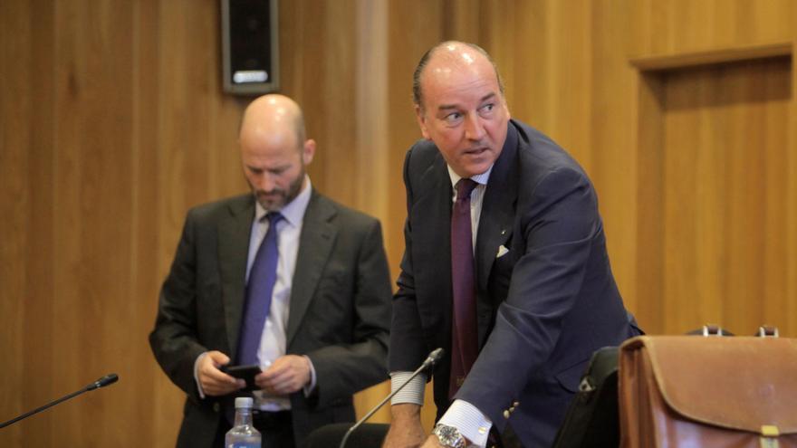 """Los Franco, satisfechos ante el """"contundente"""" de la Audiencia"""