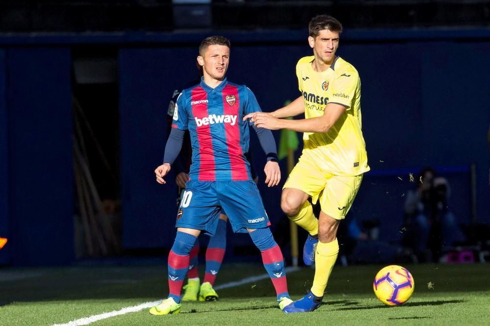Villarreal CF-Levante UD