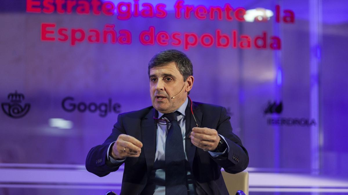 Enrique Martínez, presidente de Segittur.