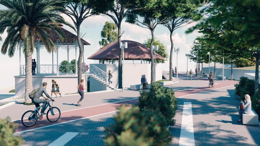 El Ayuntamiento invertirá 312.000 euros en la recuperación del Parque de Jesús de Bujalance