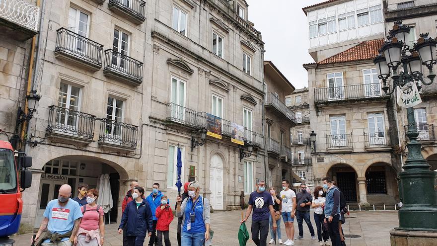 Quedamos en Galicia | Agotadas en unas horas las tarjetas del bono turístico