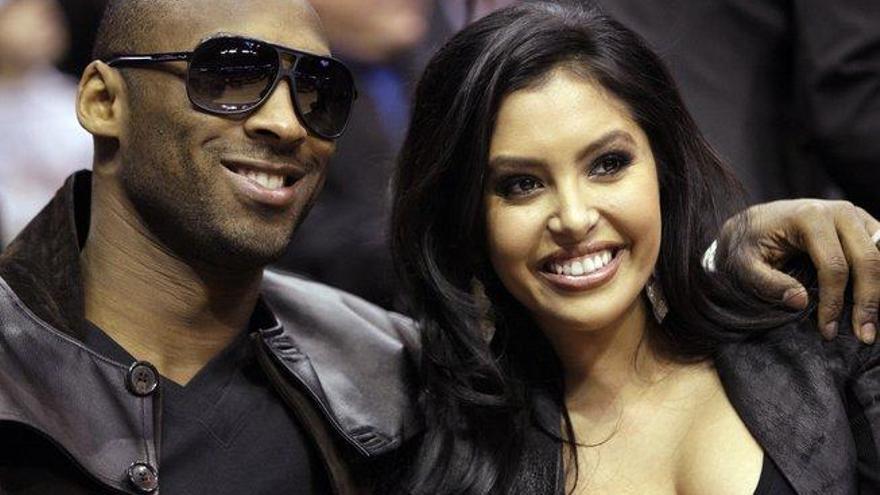 """Vanessa Bryant: """"Mi cerebro se niega a aceptar que Kobe y Gigi se han ido"""""""