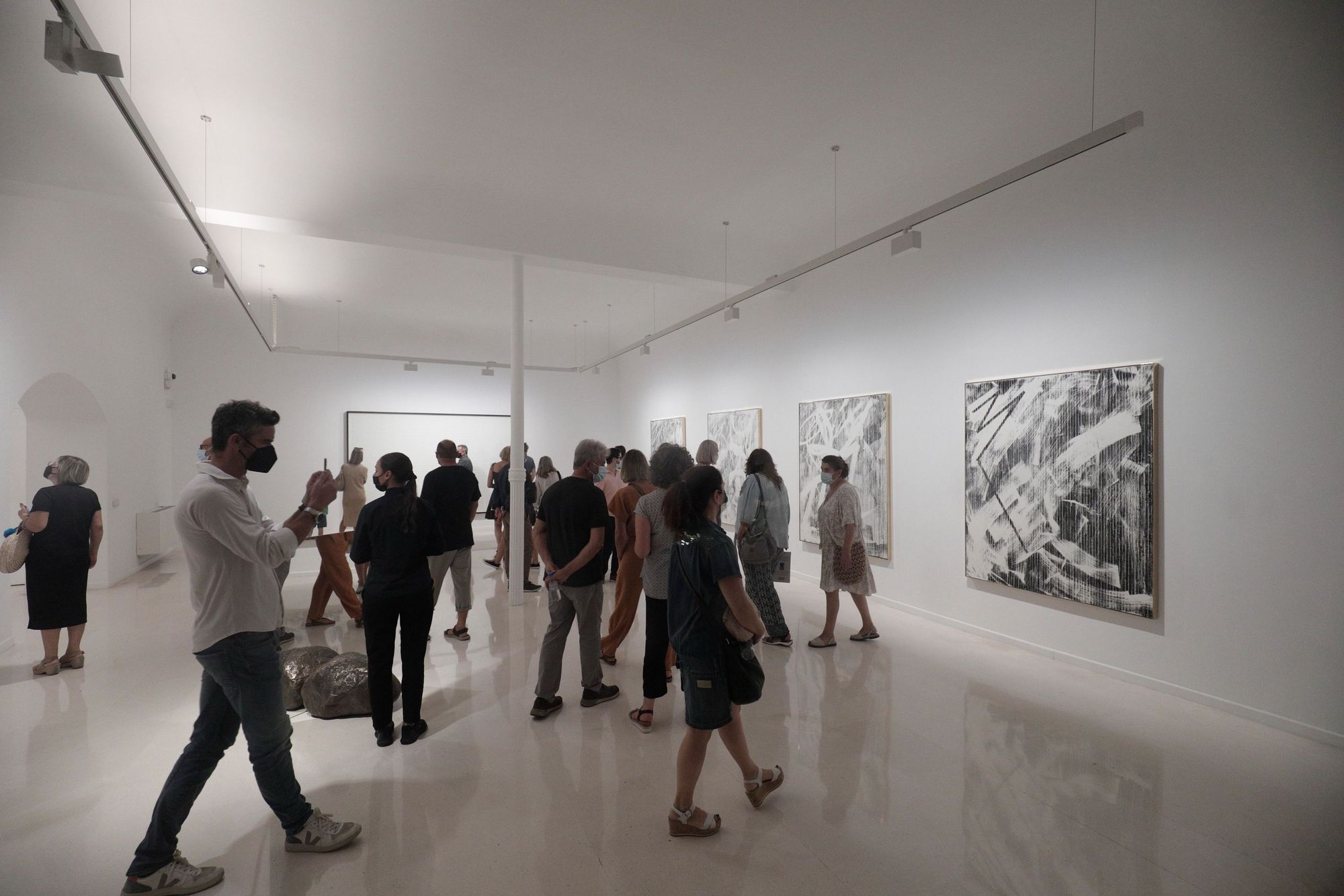 So war die Nit de l'Art 2021 in Palma de Mallorca