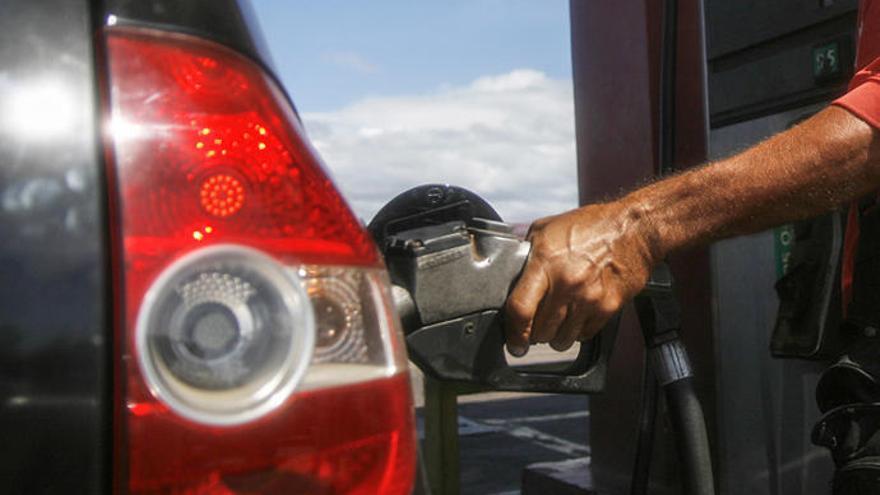 La gasolina más barata de este viernes en La Palma