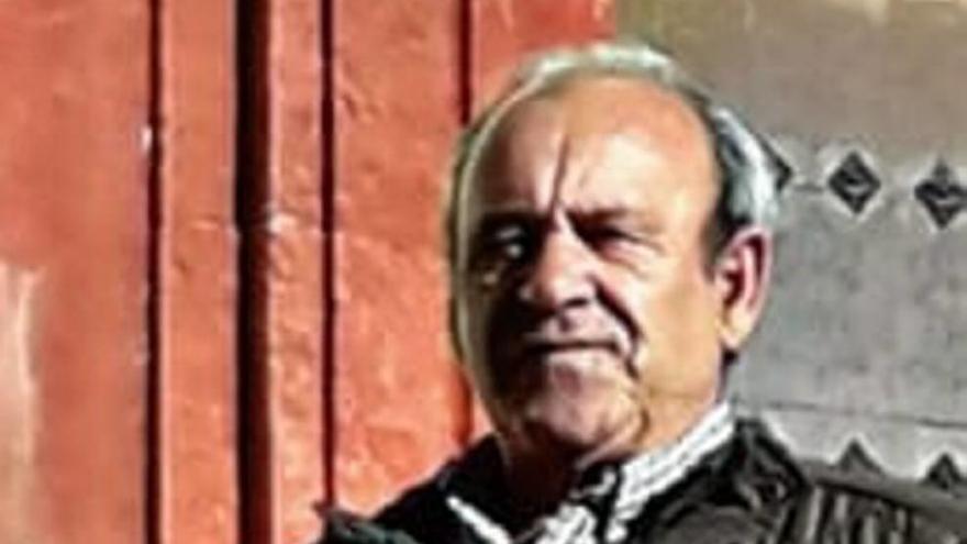 José Pérez será el Nazareno del Año de la Semana Santa en Mula