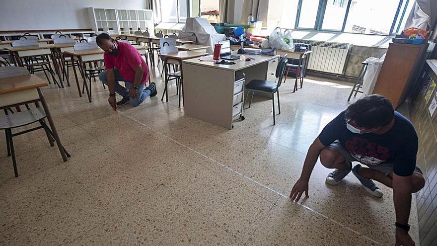 En cuarentena veinte nuevos grupos en los centros educativos de Baleares