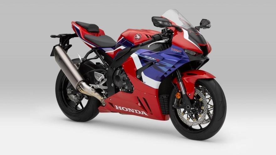Honda CBR1000 RR-R, lista para competir