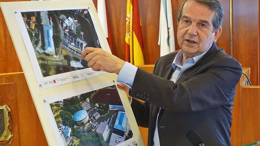 La nueva potabilizadora de Vigo dará más caudal y calidad al agua desde el verano de 2023