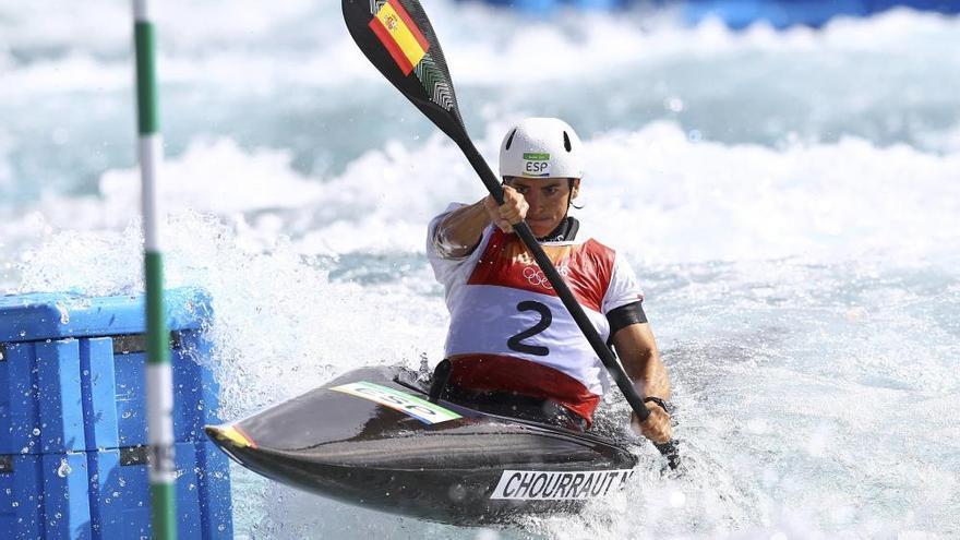 Olimpiadas piragüismo Río 2016: Maialen Chourraut se cuelga el oro en aguas bravas y da la tercera medalla a España