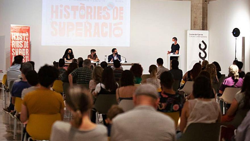 Once asociaciones son el eje de la segunda edición de «Històries de Superació»