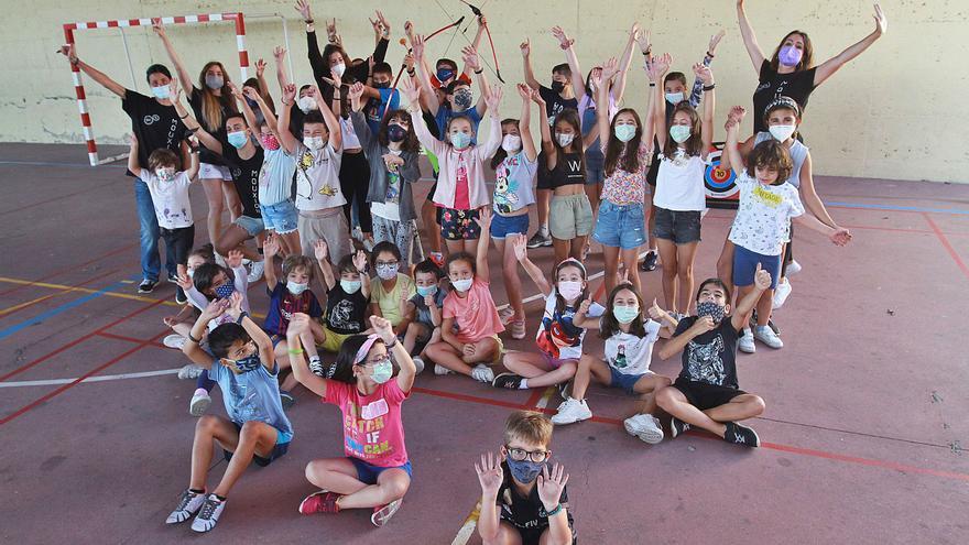 Colegios en verano para socializar tras el curso burbuja
