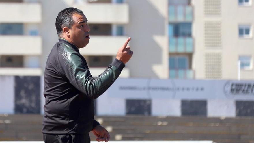 """Germán Crespo: """"Tras el resultado de la mañana el equipo salió muy motivado"""""""