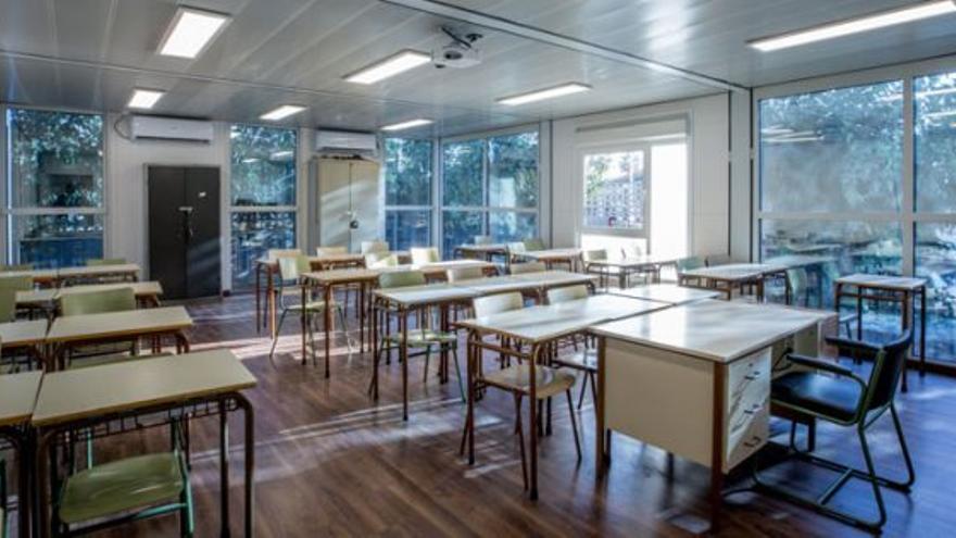 La AMPA del IES la Patacona critica que Educación no aumente la presencialidad del alumnado