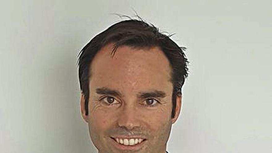 Lucas Lacasa, nuevo dirigente del grupo dueño de Chocolates La Cibeles