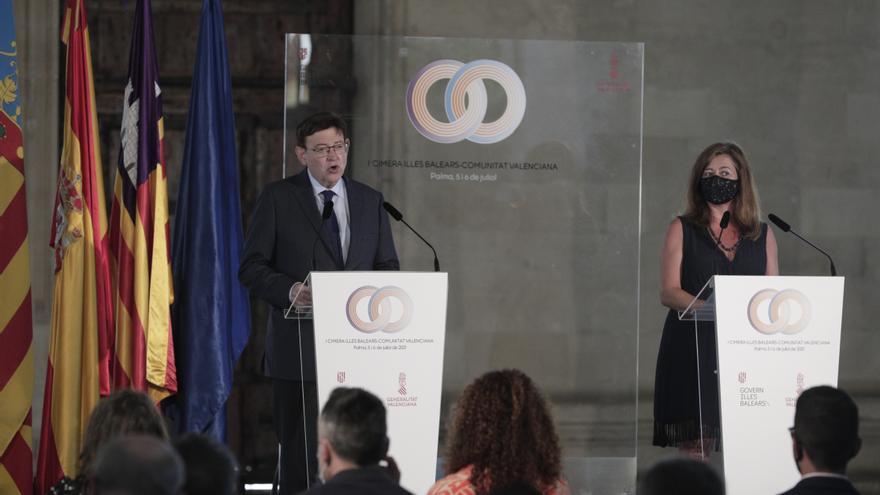 Baleares y la Comunidad Valenciana reclaman un nuevo modelo de financiación